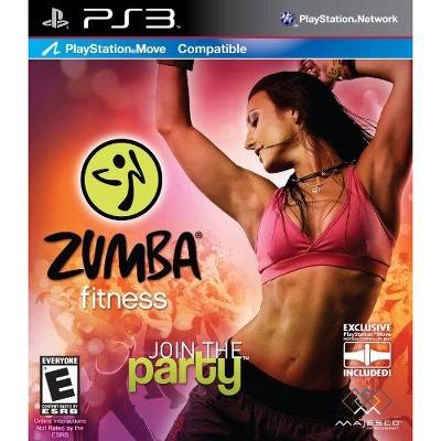 Zumba Fitness PS3
