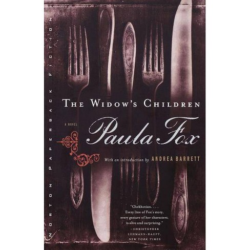 The Widow's Children - by  Paula Fox (Paperback) - image 1 of 1