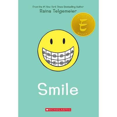 Smile - by Raina Telgemeier (Paperback)