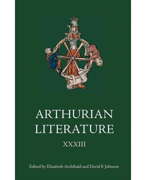 Arthurian Literature Xxxiii (Vol 33) (Hardcover) - image 1 of 1