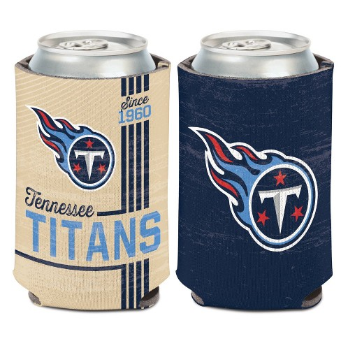 NFL Tennessee Titans Retro Can Cooler - image 1 of 1