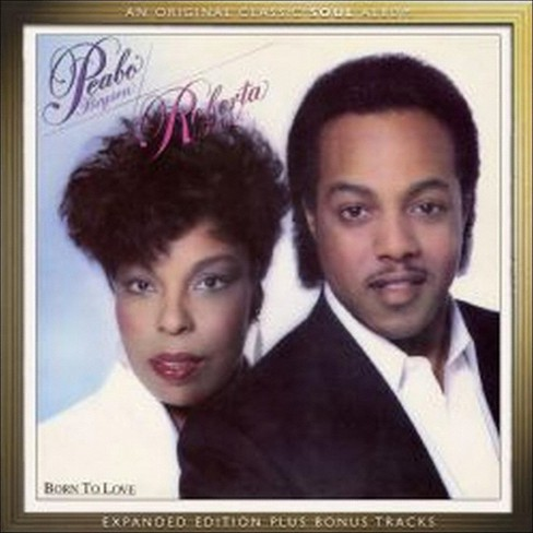 Peabo Bryson - Born To Love:Expanded Edition (CD) - image 1 of 1