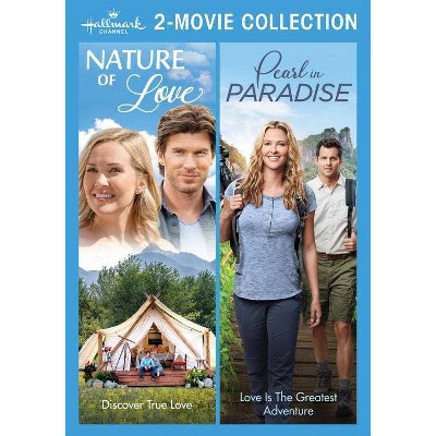 Hallmark 2-Movie Collection: Nature of Love / Pearl in Paradise (DVD)(2020)