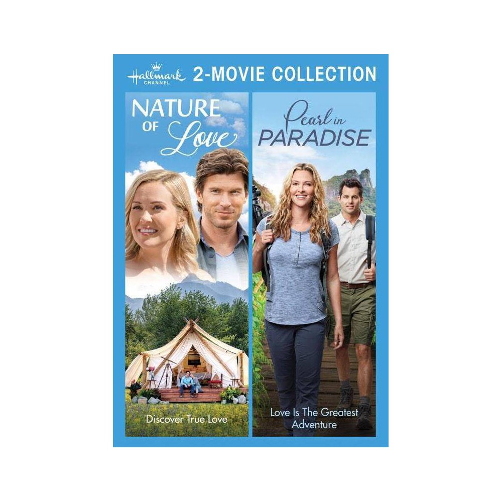 Hallmark 2 Movie Collection Nature Of Love Pearl In Paradise Dvd 2020