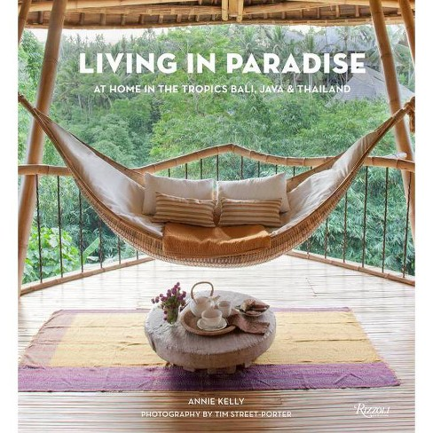 Living in Paradise - by  Annie Kelly (Hardcover) - image 1 of 1
