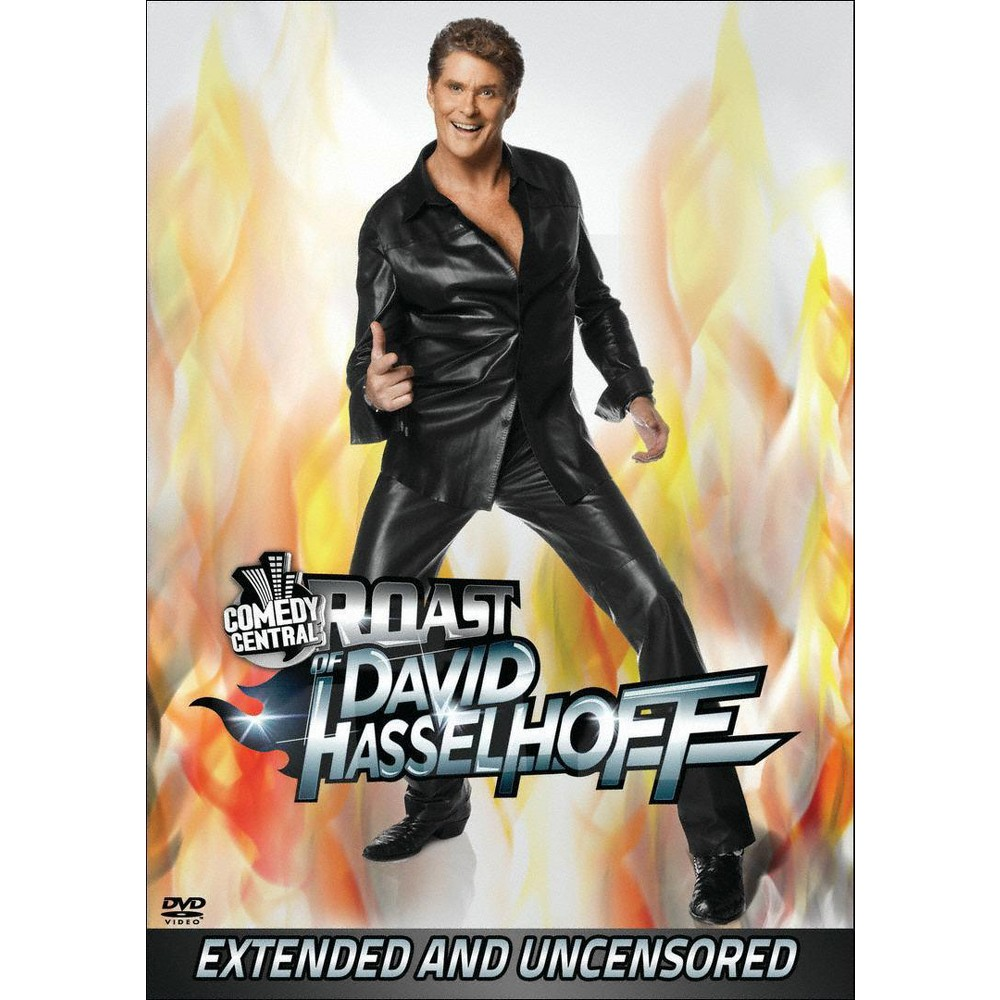 Comedy Central Roast Of David Hasselh (Dvd)