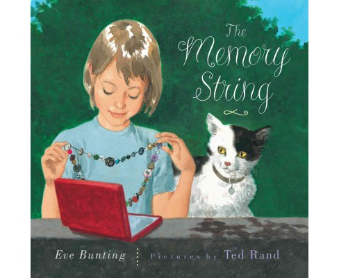 Memory String (Reprint) (Paperback) (Eve Bunting) - image 1 of 1