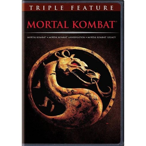 Motal Kombat / Mortal Kombat 2 / Mortal Kombat: Legacy (DVD) - image 1 of 1