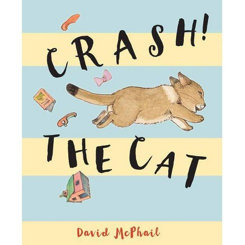 Crash! the Cat - by  David McPhail (Hardcover) - image 1 of 1