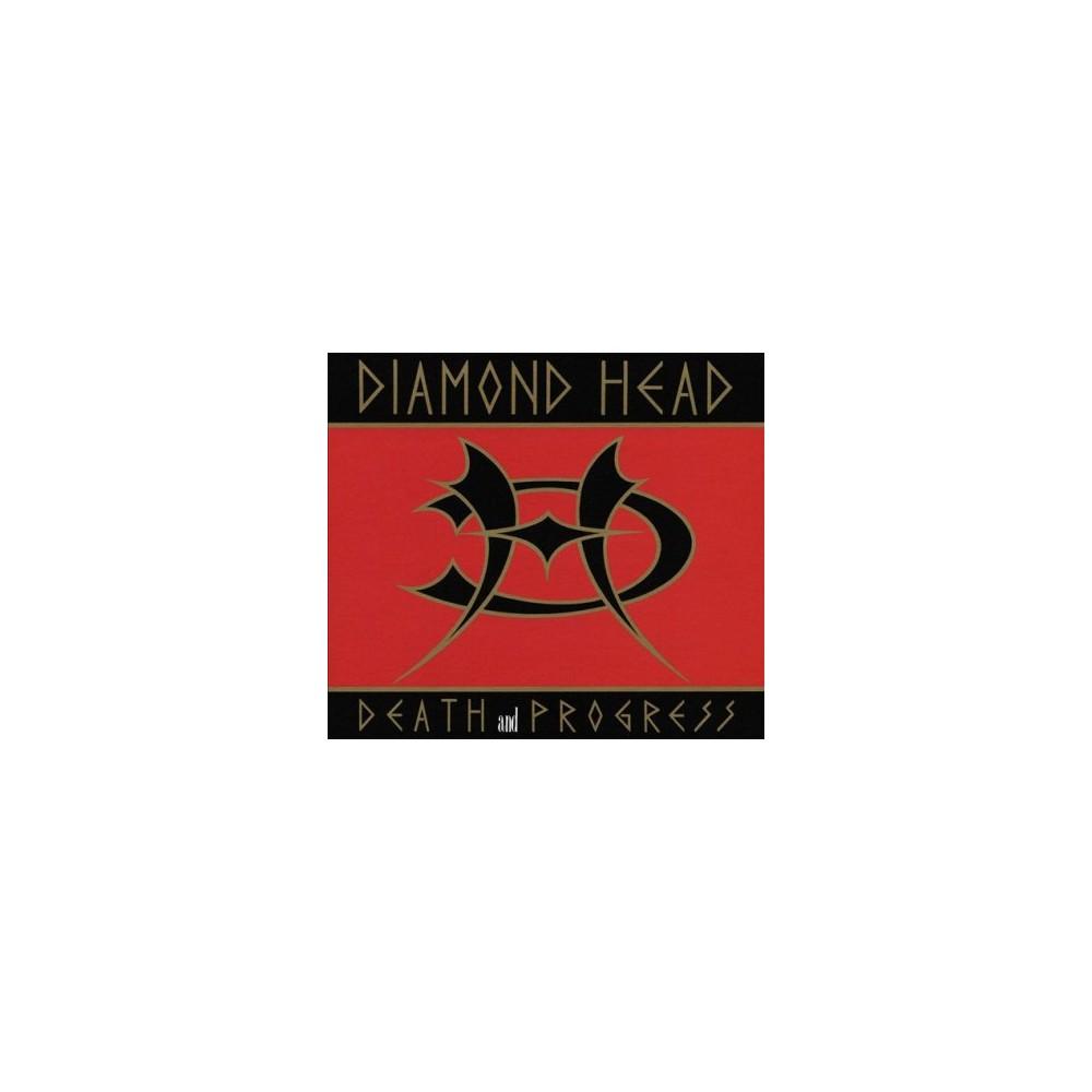 Diamond Head - Death And Progress (CD)