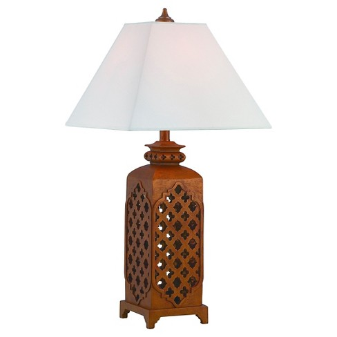 Lite Source Misha 1 Light Table Lamp - Rusted Bronze - image 1 of 1