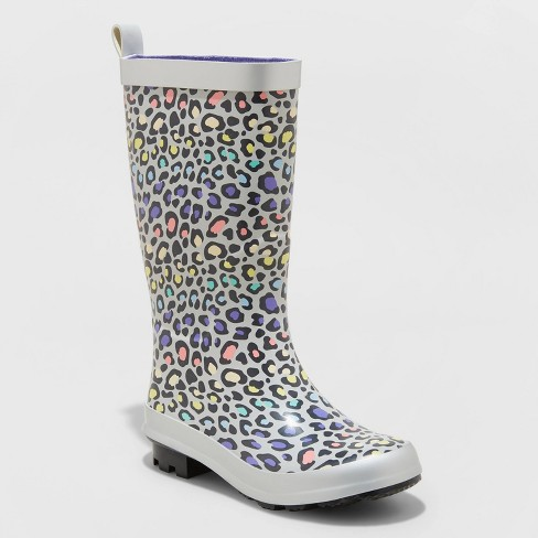 Girls' Lulani Rain Boots - Cat & Jack™ - image 1 of 3
