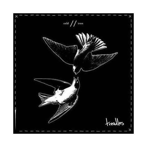 Treadles - Cold B/W Iron (Vinyl) - image 1 of 1