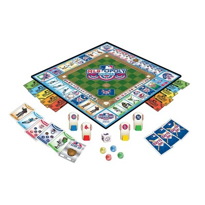 MLB Opoly Junior Game