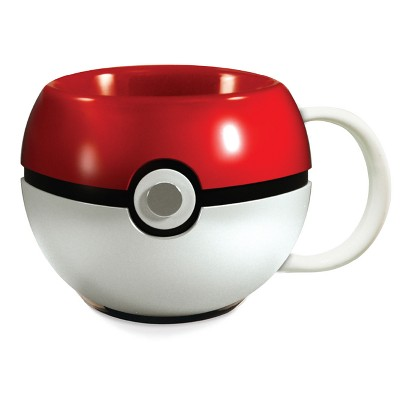 Pokemon Pokeball Coffee Mug