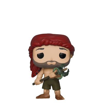 POP Movies: Cast Away- Chuck Noland (Spear with Crab) (Target Exclusive)