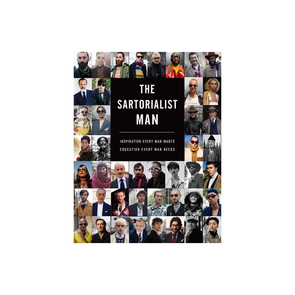 The Sartorialist Man By Scott Schuman Hardcover