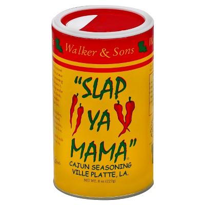 """""""Slap Ya Mama"""" Cajun Seasoning 8oz"""
