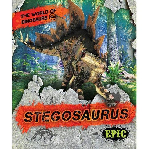 Stegosaurus - (World of Dinosaurs) by  Rebecca Sabelko (Paperback) - image 1 of 1