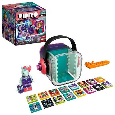LEGO VIDIYO Unicorn DJ BeatBox Building Toy 43106