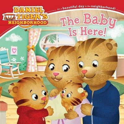 The Baby Is Here! ( Daniel Tiger's Neighborhood)(Paperback)by Angela C. Santomero