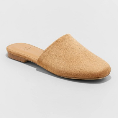 Women's Thea Flats and Slip Ons - A New Day™