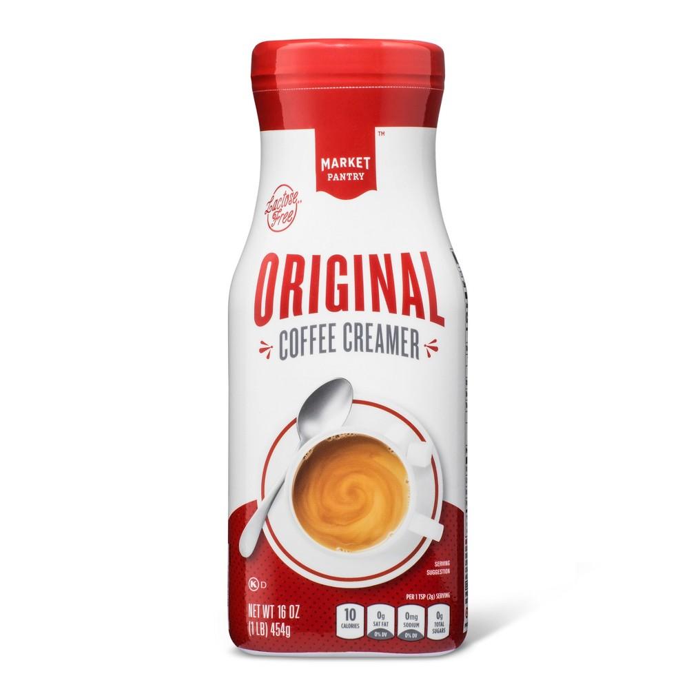 Original Coffee Creamer - 16oz - Market Pantry