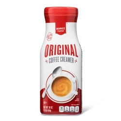 Original Coffee Creamer - 16oz - Market Pantry™