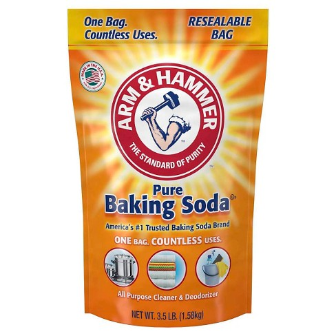 Arm & Hammer® Pure Baking Soda - 3.5lb - image 1 of 4