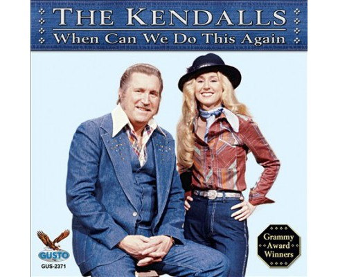 Kendalls - When Can We Do This Again (CD) - image 1 of 1