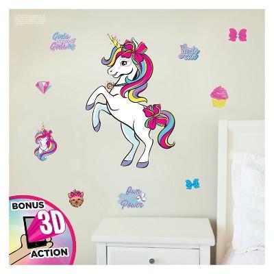 JoJo Siwa Unicorn Wall Decal