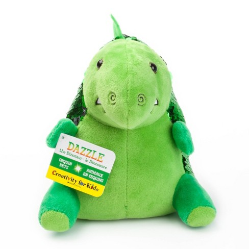 Creativity for Kids Dazzle the Dinosaur Sequin Pets - image 1 of 4