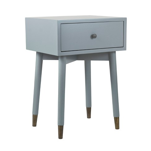Weeks Acacia Accent Table - East At Main - image 1 of 4