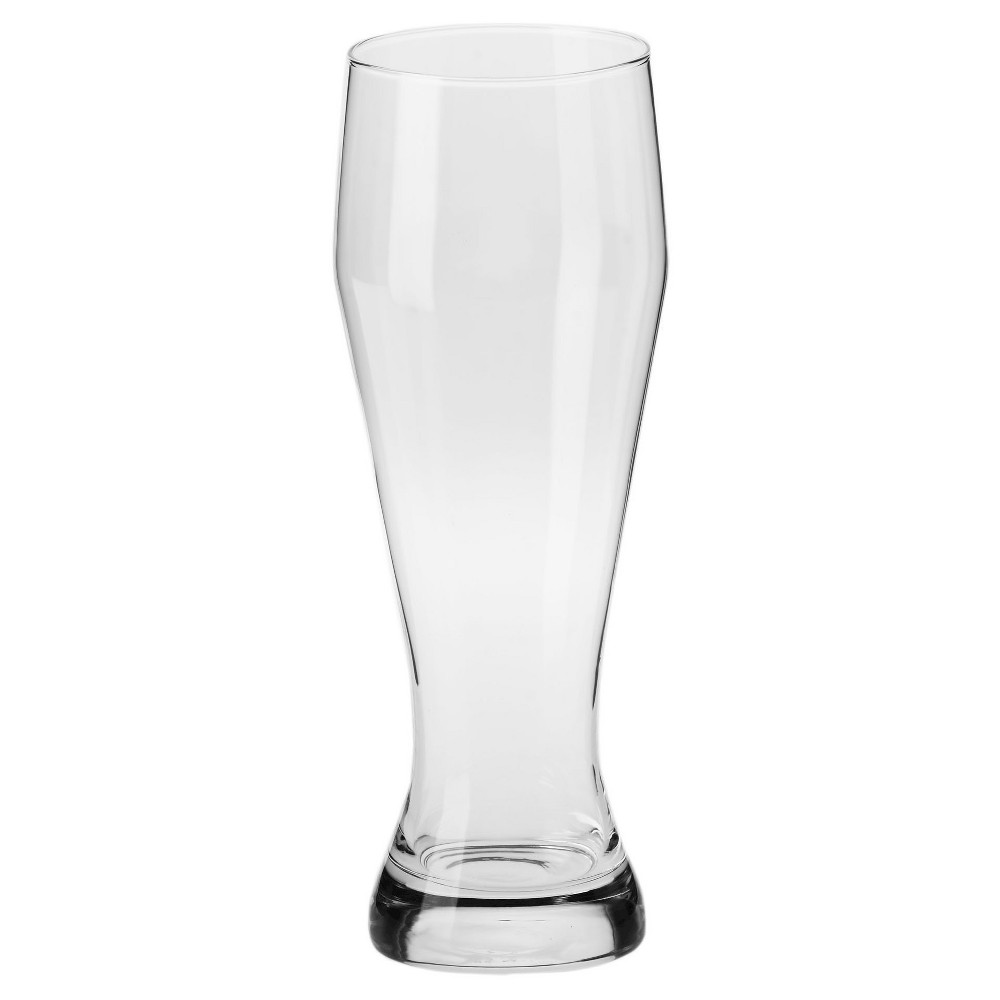 Image of Krosno Bruno Wheat Beer Glasses 18oz. Set of 6, Clear
