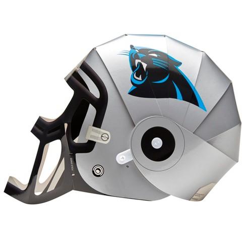 cf63cfacb0e219 NFL Carolina Panthers FanHeads Laminate Paper Football Helmet : Target