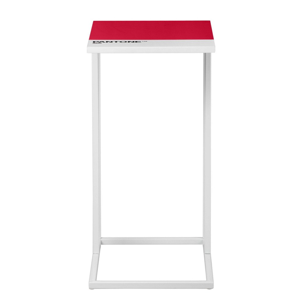 Image of Pantone Color Collection C Table Red - Pantone