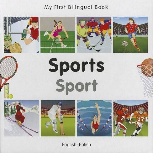Sports/Sport - (My First Bilingual Book) (Board_book) - image 1 of 1