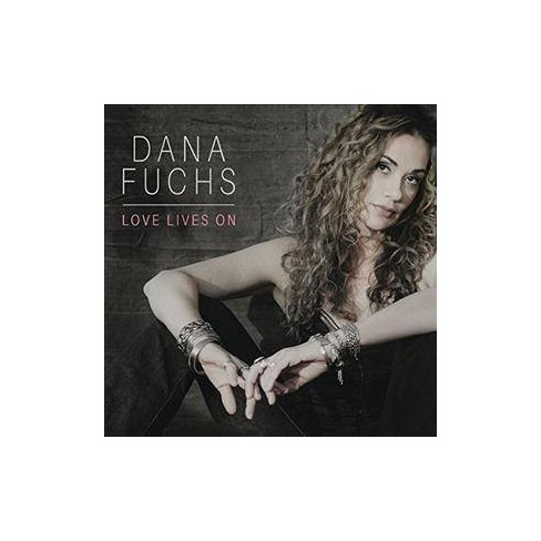 Dana Fuchs - Love Lives On (CD) - image 1 of 1