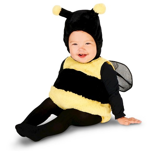 lil bumble bee babytoddler costume