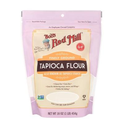 Bob's RedMill Gluten Free Tapioca Flour - 16oz