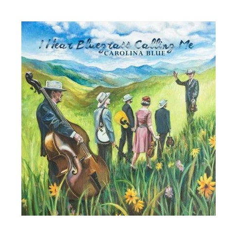 Carolina Blue - I Hear Bluegrass Calling Me (Vinyl) - image 1 of 1