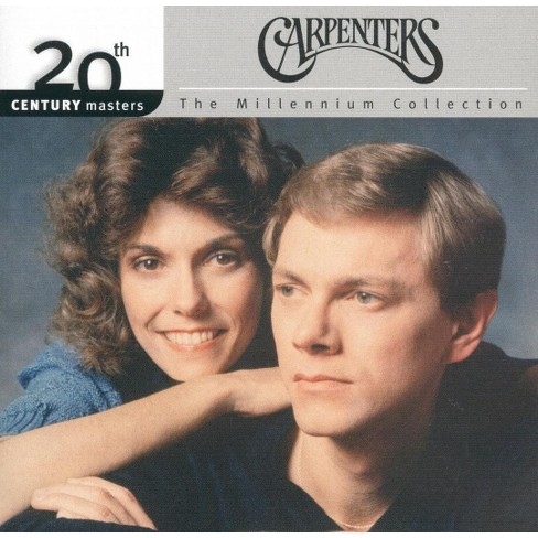 Carpenters - 20th Century Masters:The Millennium Collection: Best of The Carpenters (CD) - image 1 of 3