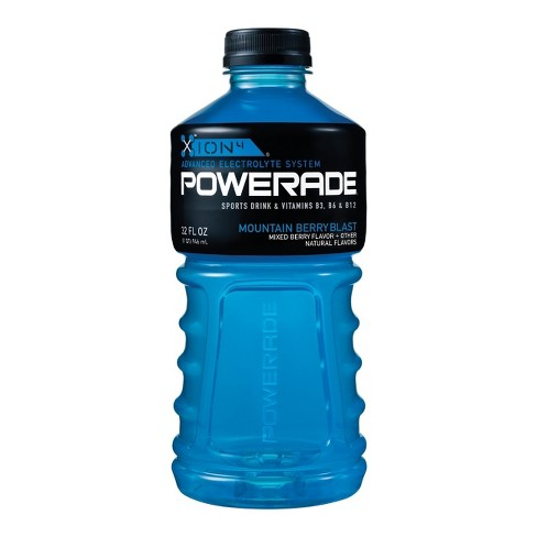 POWERADE Mountain Blast Sports Drink - 32 fl oz Bottle - image 1 of 3