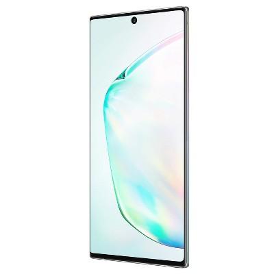 "Samsung Galaxy Note 10+ Plus 256GB ROM 12GB RAM 6.8"" Unlocked Smartphone - Manufacturer Refurbished"