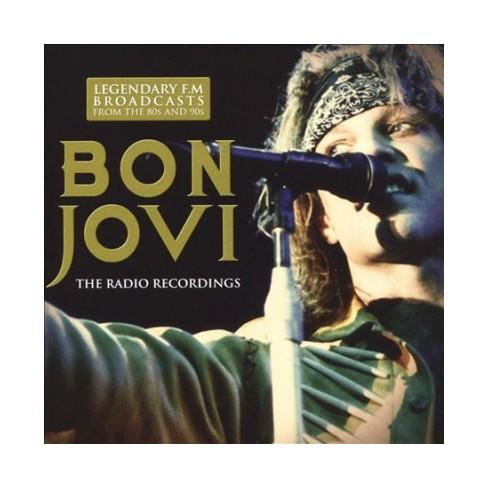 Bon Jovi - Radio Recordings (CD)