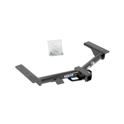 """Reese Towpower 44719 Class III Custom Fit Trailer Hitch w/ 2"""" Square Receiver Tube Opening, Weight Carrying Rated up to 7,500/5,000 Pounds (TW/GTW)"""