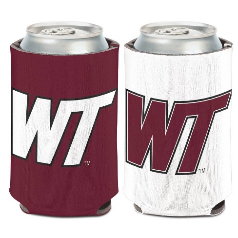 NCAA West Texas A&M Buffaloes Logo Can Cooler - image 1 of 1