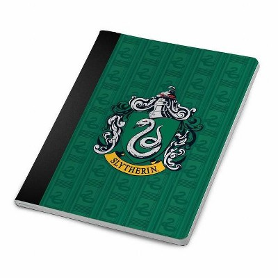 Harry Potter: Slytherin Notebook and Page Clip Set - by  Insight Editions (Paperback)