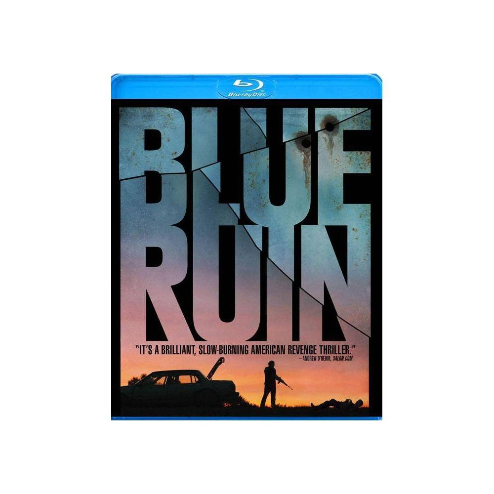 Blue Ruin Blu Ray