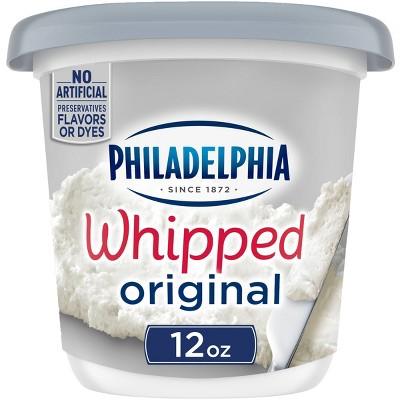 Philadelphia Whipped Cream Cheese - 11.5oz